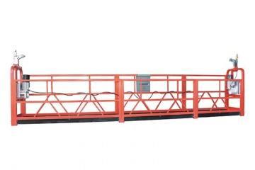 泉州外墙吊篮出租悬挂机构的应用常识及安装步骤