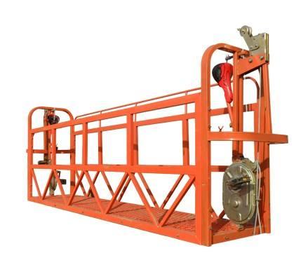 吊篮设备的使用检查